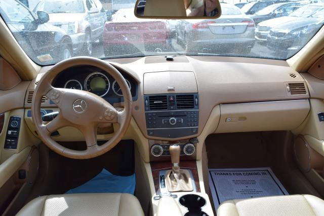 2008 Mercedes-Benz C-Class C300 4MATIC Sport Sedan Richmond Hill, New York 7