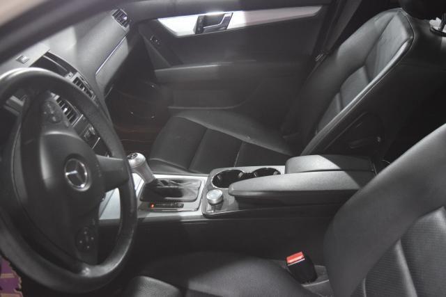 2008 Mercedes-Benz C-Class C300 4MATIC Sport Sedan Richmond Hill, New York 10