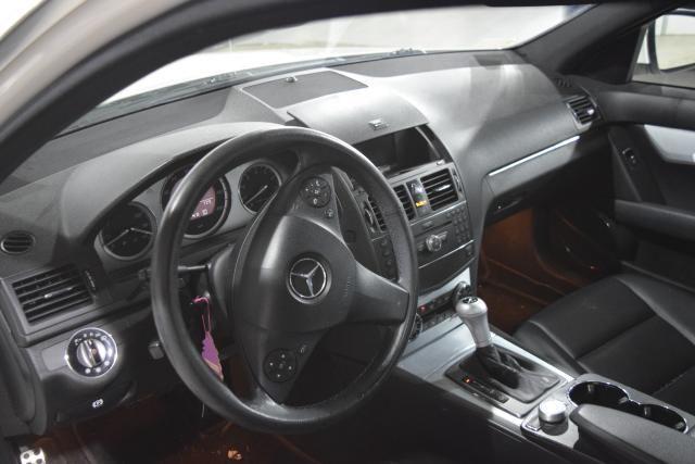2008 Mercedes-Benz C-Class C300 4MATIC Sport Sedan Richmond Hill, New York 12