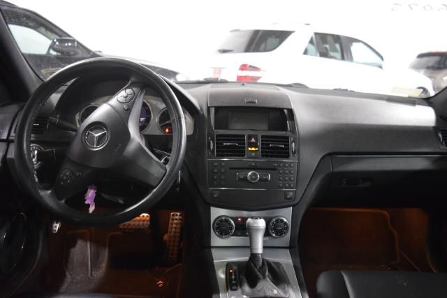 2008 Mercedes-Benz C-Class C300 4MATIC Sport Sedan Richmond Hill, New York 9