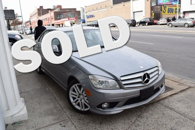 2008 Mercedes-Benz C-Class C 300 Richmond Hill, New York 0