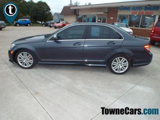 2008 Mercedes-Benz C 300 4MATIC | Medina, OH | Towne Auto Sales in ohio OH