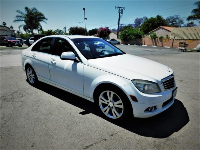 2008 Mercedes C 300 Limited warranty included to assure your worry-free purchase AutoCheck report