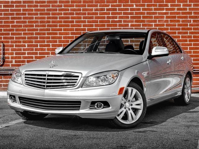 2008 Mercedes-Benz C300 3.0L Luxury Burbank, CA 0