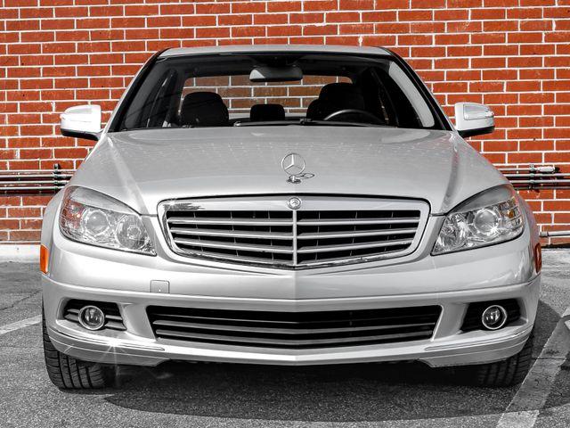 2008 Mercedes-Benz C300 3.0L Luxury Burbank, CA 2