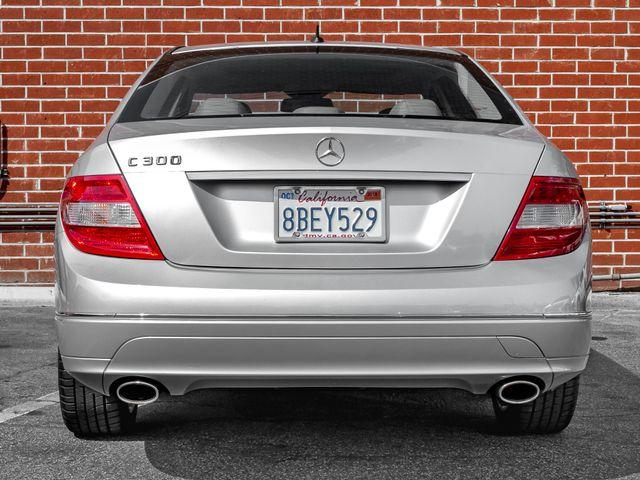 2008 Mercedes-Benz C300 3.0L Luxury Burbank, CA 3