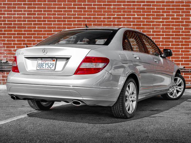 2008 Mercedes-Benz C300 3.0L Luxury Burbank, CA 4