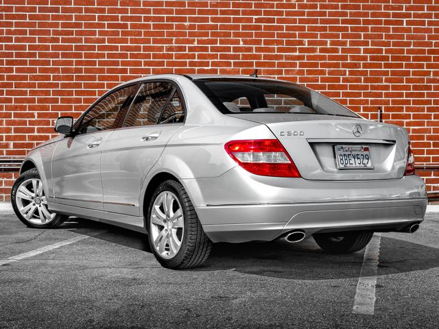 2008 Mercedes-Benz C300 3.0L Luxury Burbank, CA 5