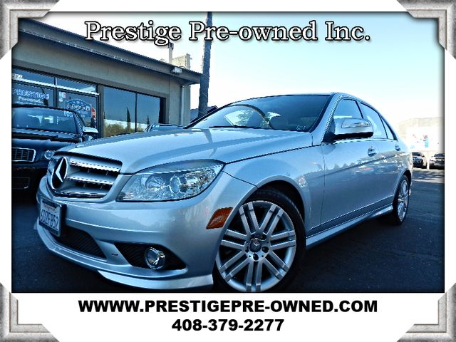 2008 Mercedes C300 30L Sport 2008 Mercedes Benz C-300--7 Speed Automatic Transmission W Touch Sh
