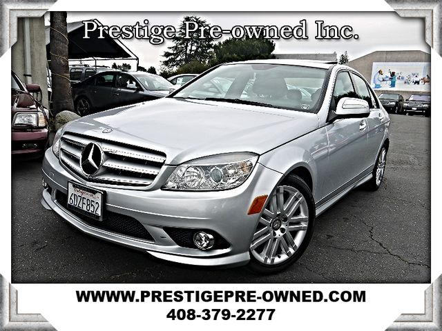 2008 Mercedes-Benz C300 3.0L LUXURY (*NAVIGATION & HEATED SEATS*)  in Campbell CA