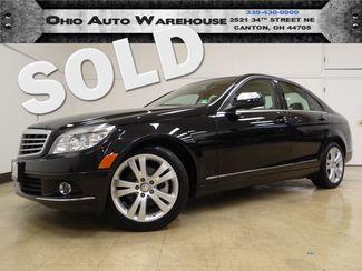 2008 Mercedes-Benz C300 4Matic Navi Sunroof 66K LOW MILES 1-Own | Canton, Ohio | Ohio Auto Warehouse LLC in  Ohio
