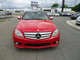 2008 Mercedes-Benz C300 3.0L Sport Charlotte, North Carolina 2