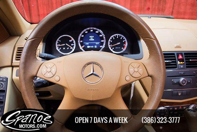 2008 Mercedes-Benz C300 3.0L Sport Daytona Beach, FL 24