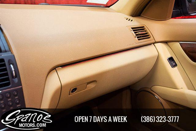 2008 Mercedes-Benz C300 3.0L Sport Daytona Beach, FL 35