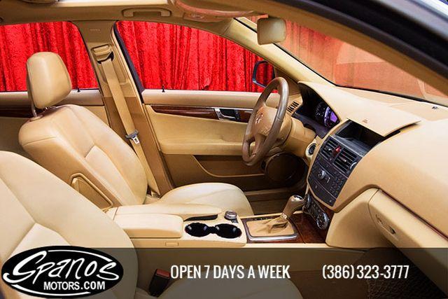 2008 Mercedes-Benz C300 3.0L Sport Daytona Beach, FL 37