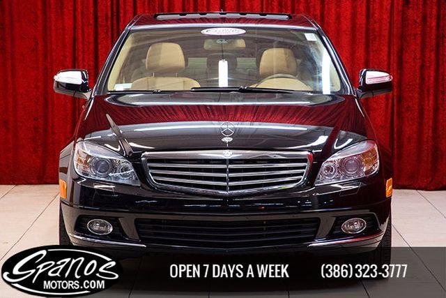 2008 Mercedes-Benz C300 3.0L Sport Daytona Beach, FL 3