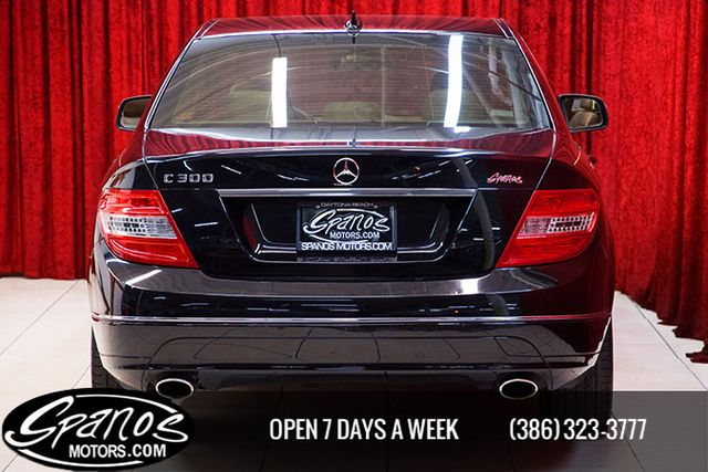 2008 Mercedes-Benz C300 3.0L Sport Daytona Beach, FL 4
