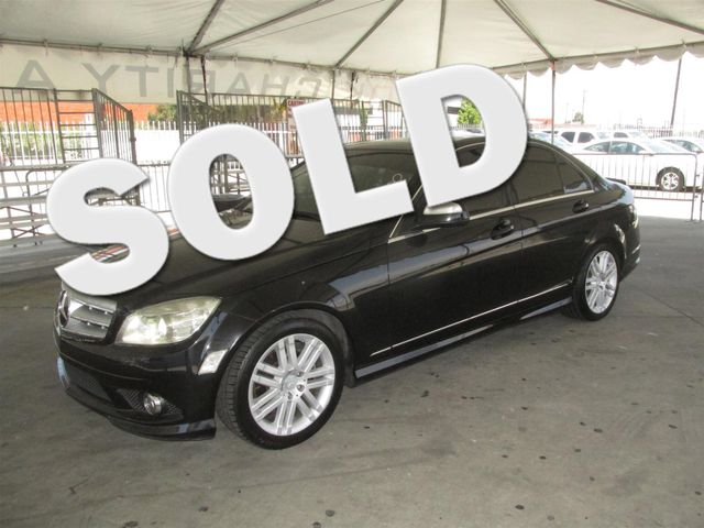 2008 Mercedes C300 30L Sport Please call or e-mail to check availability All of our vehicles a