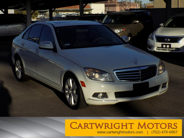 2008 Mercedes-Benz C300 *3.0L LUXURY SEDAN*V6*228 HP* Las Vegas, Nevada 4