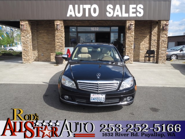 2008 Mercedes C300 30L Luxury 4Matic The CARFAX Buy Back Guarantee that comes with this vehicle m