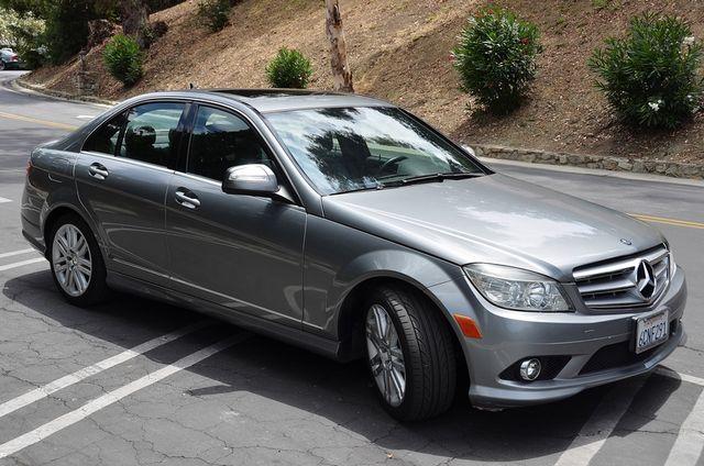 2008 Mercedes-Benz C300 3.0L Sport Reseda, CA 3