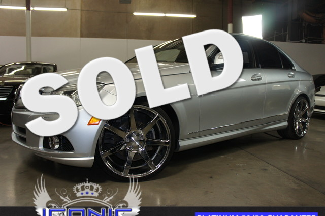 This 2008 Mercedes-Benz C300 LORINSER is a Iconic Motors Featured Car