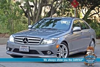 2008 Mercedes-Benz C350 3.5L SPORT XENON ALLOY WHEELS HEATED SEATS SALVAGE Woodland Hills, CA