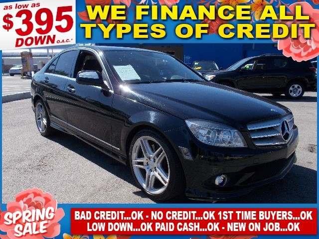 2008 Mercedes C350 35L Sport Limited warranty included to assure your worry-free purchase AutoCh