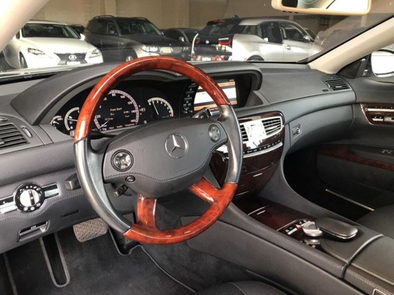 2008 Mercedes-Benz CL550 AMG 4 Passenger Coupe  Premium 2 Package Mint Save 91370 From New  city Washington  Complete Automotive  in Seattle, Washington