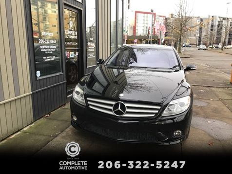 2008 Mercedes-Benz CL550 AMG 4 Passenger Coupe  Premium 2 Package Mint! Save $93,212 From New in Seattle