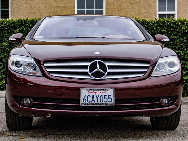 2008 Mercedes-Benz CL550 V8 Burbank, CA 2