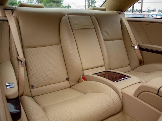 2008 Mercedes-Benz CL550 V8 Burbank, CA 14