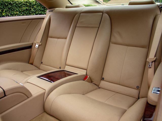 2008 Mercedes-Benz CL550 V8 Burbank, CA 12