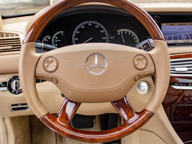 2008 Mercedes-Benz CL550 V8 Burbank, CA 22