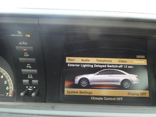 2008 Mercedes-Benz CL550 V8 Leesburg, Virginia 29