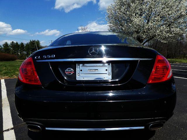 2008 Mercedes-Benz CL550 V8 Leesburg, Virginia 9