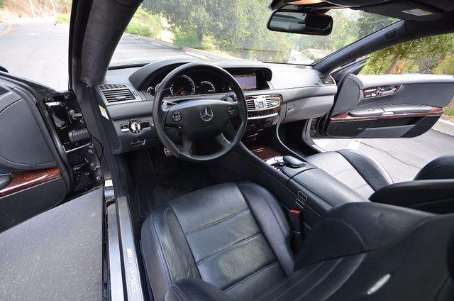 2008 Mercedes-Benz CL63 V8 AMG Reseda, CA 24