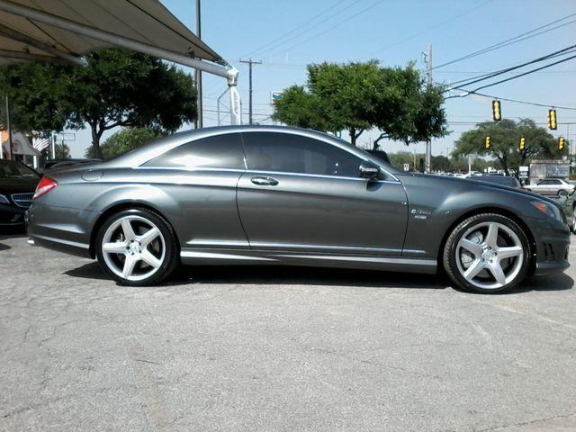 2008 Mercedes-Benz CL63 V8 AMG Renntech San Antonio, Texas 2