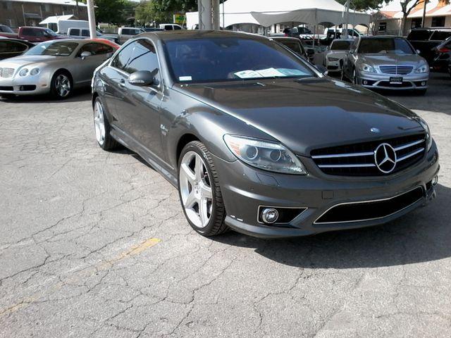 2008 Mercedes-Benz CL63 V8 AMG Renntech San Antonio, Texas 0