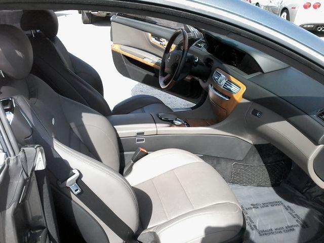 2008 Mercedes-Benz CL63 V8 AMG Renntech San Antonio, Texas 16