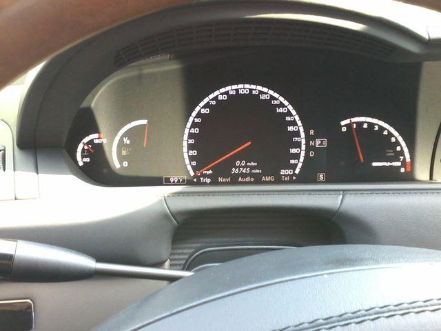 2008 Mercedes-Benz CL63 V8 AMG Renntech San Antonio, Texas 25