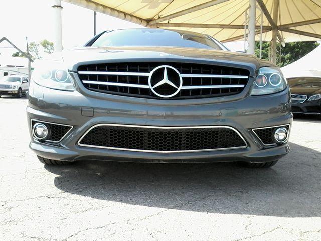 2008 Mercedes-Benz CL63 V8 AMG Renntech San Antonio, Texas 4