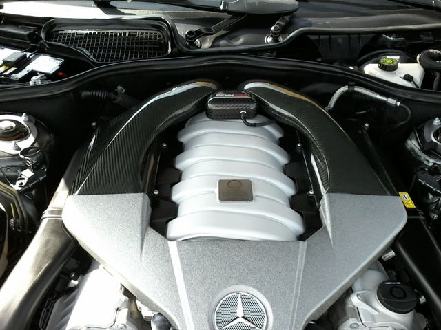 2008 Mercedes-Benz CL63 V8 AMG Renntech San Antonio, Texas 40