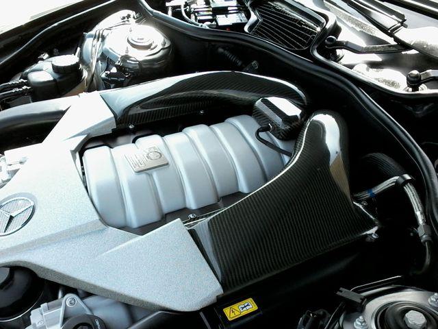 2008 Mercedes-Benz CL63 V8 AMG Renntech San Antonio, Texas 43