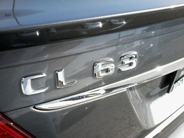 2008 Mercedes-Benz CL63 V8 AMG Renntech San Antonio, Texas 9