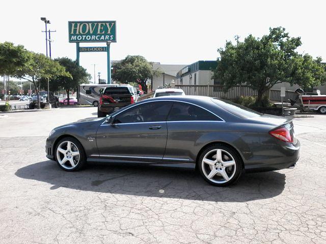 2008 Mercedes-Benz CL63 V8 AMG Renntech San Antonio, Texas 6