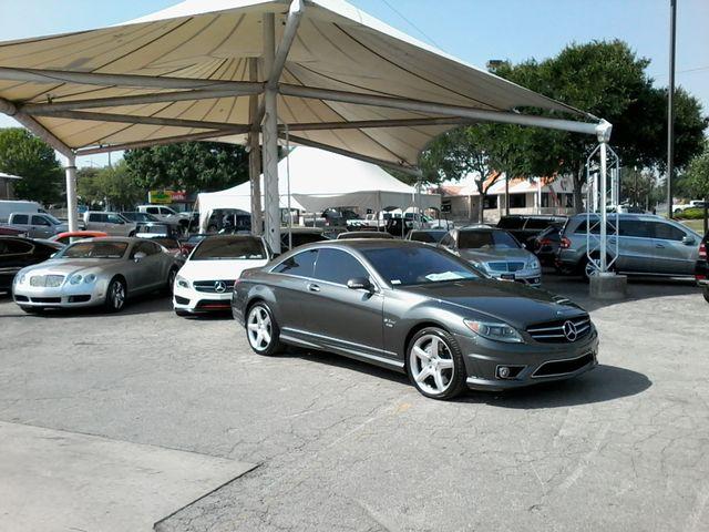 2008 Mercedes-Benz CL63 V8 AMG Renntech San Antonio, Texas 1