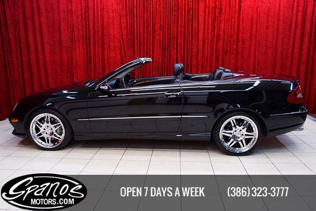 2008 Mercedes-Benz CLK550 5.5L Daytona Beach, FL 2