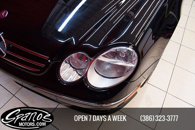 2008 Mercedes-Benz CLK550 5.5L Daytona Beach, FL 10