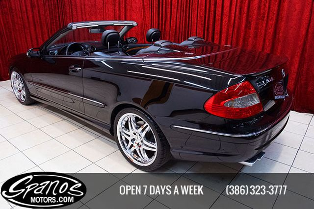 2008 Mercedes-Benz CLK550 5.5L Daytona Beach, FL 46